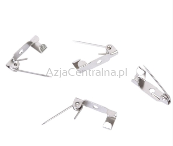 Baza do broszek 2 szt 15x4 mm